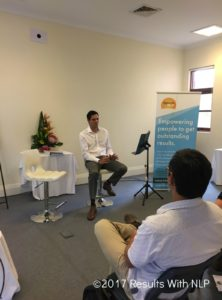 Results With NLP Australia Live Training photo