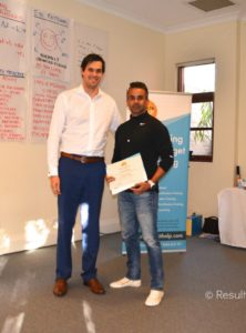 Results With NLP Practitioner Certification Training Student